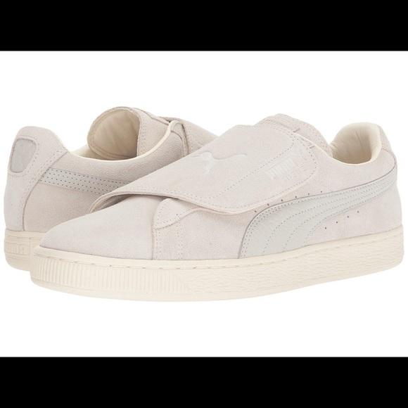 Puma Shoes | Puma Suede Wrap Sneakers